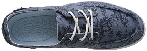 Reef Spiniker Mid NB, Chaussures Homme Marrón (Brown)