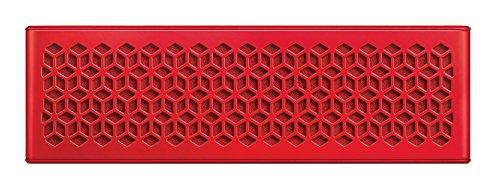Creative Labs MUVO - Altavoces portátiles (Inalámbrico y alámbrico, Batería, Bluetooth/3.5 mm, Universal, Rojo, Bluetooth)