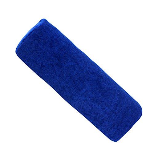 Sharplace Handablage/Handauflage für Nageldesign Nagelkunst Studio Maniküre Handauflage Kissen - Blau