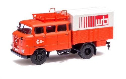 Busch 95102 - Espewe: IFA W 50L Bautrupp-Wagen, WB