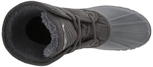 Skechers Windom, Stivali Donna Grigio (Charcoal)