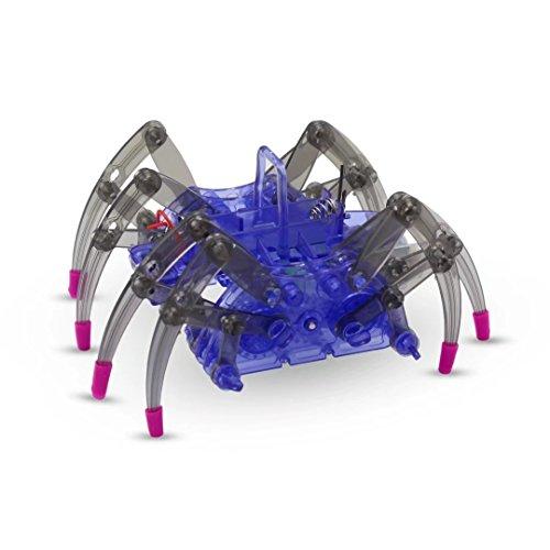Spinne Spielzeug Kit von BeGrit Roboter zum Selberbauen Bausatz Roboter mit Handbuch für Kinder Spielzeug Lernen Lehrreich STEM Spielzeug Kinder-science-experiment Kits