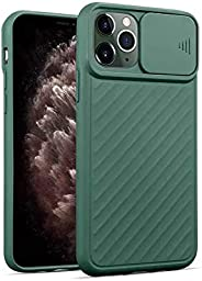 EXTREMEZ Case for iPhone 11 Pro Max Cover - Silicon Case New 2020 Model, Camera Protection Feature - Soft Shoc