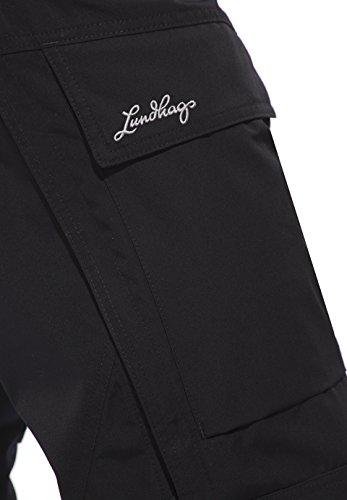 Lundhags Authentic Pro Pant Men - black - Bergsporthose Black