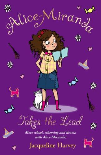 Alice-Miranda Takes the Lead Cover Image