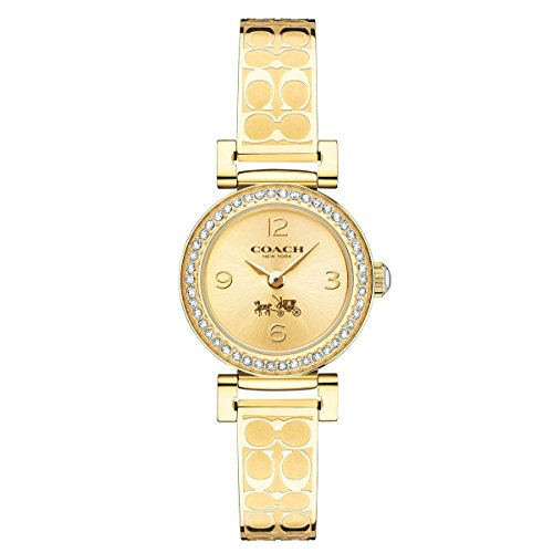 Coach Ladies Analog Casual Quartz JAPAN Watch 14502202