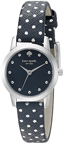 kate-spade-new-york-metro-mini-polka-dot-femme-25mm-bracelet-cuir-multicolore-quartz-montre-ksw1023