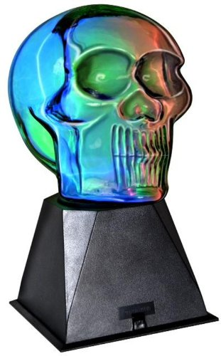 CREATIVE MOTION Plasma Skull Light (Motion-lampe Creative)