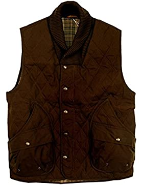 WHILLAS & GUNN STIRLING JACKET - Chaleco - para hombre