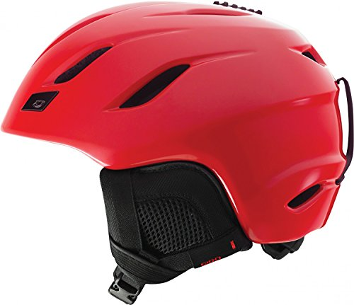 GIRO Skihelm Nine, Red, M, 240064-019