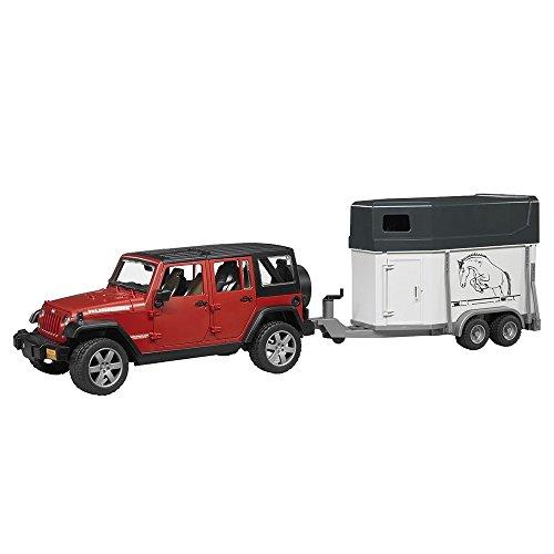 bruder-02926-jeep-wrangler-unlimited-rubicon-mit-pferdeanhanger-und-1-pferd
