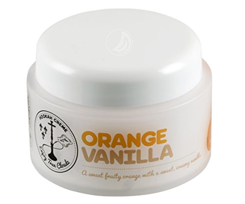 True Cloudz Orange Vanilla 75g [Tabakersatz für Shisha Wasserpfeife]