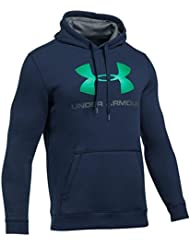 Under Armour Herren Rival Fitted Graphic Hoodie Oberteil