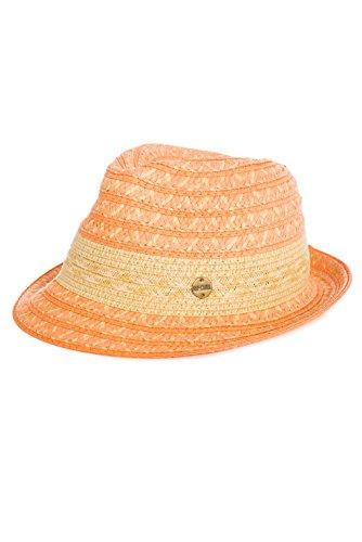 rip-curl-gidget-fedora-cappello-rosa-fascia-beige-m-l