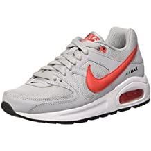 Nike Wmns Air Max Command amazon-shoes blu Pelle L5mQM