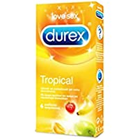 DUREX TROPICAL EASY ON 6PZ preisvergleich bei billige-tabletten.eu