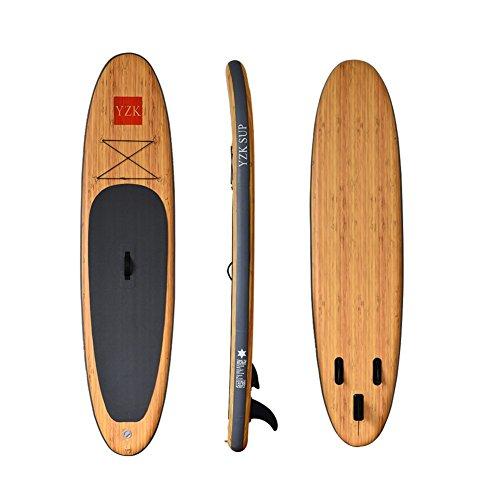 VIO SUP Upright Surfboard Profesional,Color de madera,Un tamaño