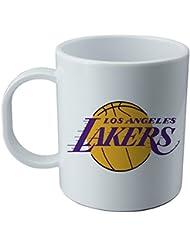 Tasse et autocollant du Los Angeles Lakers - NBA