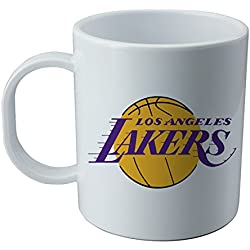 Taza y pegatina de Los Angeles Lakers - NBA
