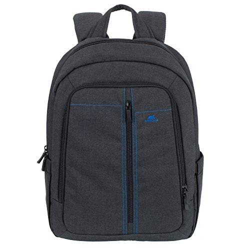 """RivaCase 7560, Zaino per Laptop Fino a 15.6"""" (nero)"""