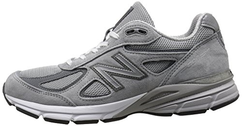 New Balance M990-GL4-D Laufschuh Herren Grey/Castle Rock