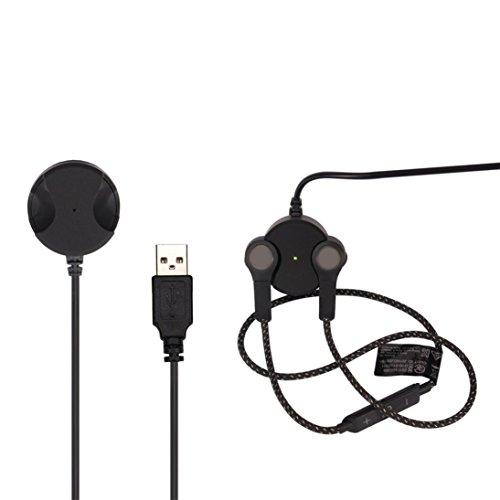 Preisvergleich Produktbild WEIHAN Replace Charger Cradle Ladestation für B & O Play by für Bang & Olufsen für Beoplay H5 Wireless Earbud Headphones