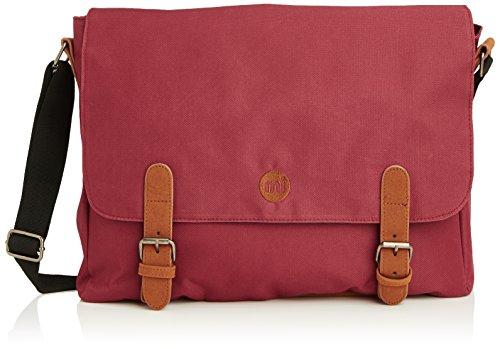 Mi-Pac Burgundy - Bandolera, color rojo