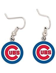 Chicago Cubs Boucles d'oreilles Pendantes