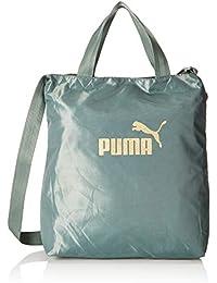 bcccc6412a Puma Wmn Core Shopper Seasonal Borsa da Donna, Donna, 75399, Laurel Wreath-