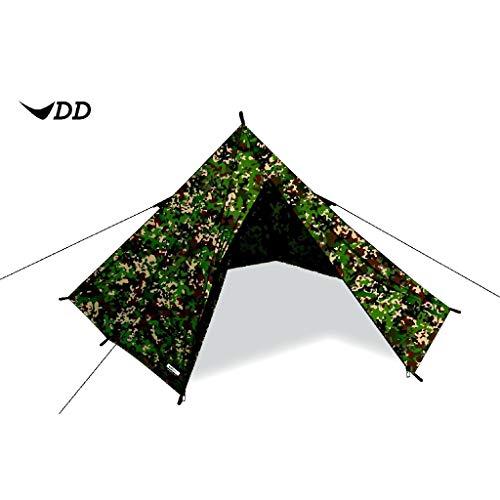DD Pyramiden Zelt MC Camouflage - Außenzelt