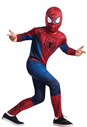 (The Amazing Spiderman 2 Spiderman Costume Child Medium)