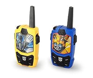 DICKIE 203113013-Transformers M5Walkie Talkie, varios juguetes , Modelos/colores Surtidos, 1 Unidad