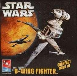 Star Wars B-wing - Star Wars maquette AMT / ERTL Model