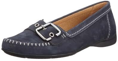 Gabor Shoes Comfort 42.522.76, Damen Ballerinas, Blau (Blau 76), EU 44 (US 9.5)