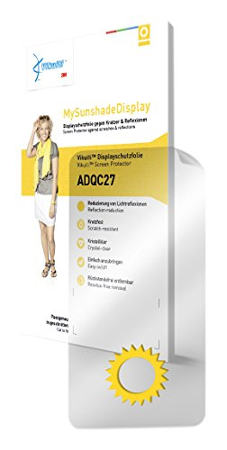 3M Vikuiti ADQC27Clear Screen Protector Amazon Kindle Paperwhite 20121PC (S)–Screen Protectors (Clear Screen Protector, eBook Reader, Amazon, Amazon Kindle Paperwhite 2012, 93%, > 3H)
