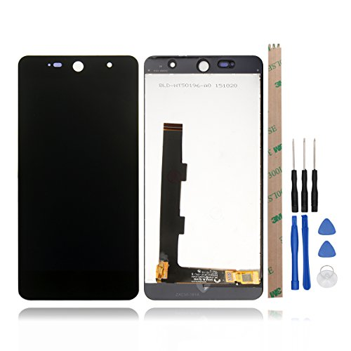 Ocolor-Reparacin-y-reemplazo-para-Wileyfox-Swift-2-Swift-2-PlusLCD-Display-Digitizador-de-pantalla-tctil-con-libre-Herramientas-Negro
