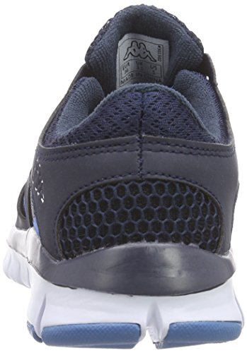 Kappa Fox Nc Footwear Unisex, Baskets Basses mixte adulte Bleu - Blau (6760 navy/blue)