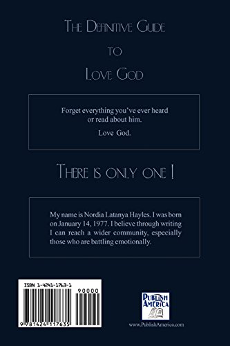 The Definitive Guide to Love God