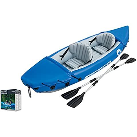 Kayak hinchable doble Hydro force