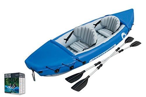 Kayak hinchable doble...