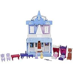 Hasbro Disney Frozen Castello di Arendelle Ispirato al Film Frozen 2, Multicolore, E6548EU4