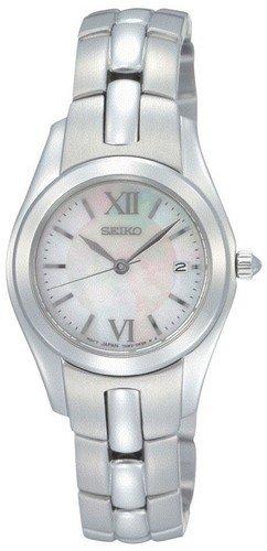 Seiko - SXDA71P1 - Montre Femme - Quartz - Analogique - Bracelet Acier inoxydable Argent