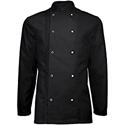 Instex - Chaqueta Chef - Básico Negro negro