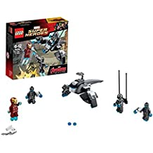 LEGO - Iron Man vs. Ultron, multicolor (76029)
