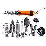HairCurlersWW 10-en-1 électrique Multifonctionnel durcissement Irons Lisseurs &...