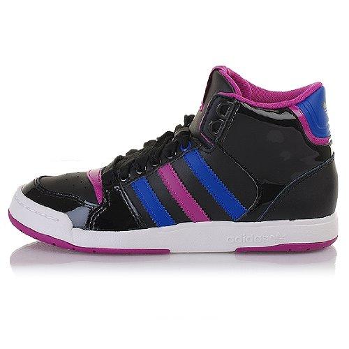 adidas Midiru Court Mid 2.0&Nbsp;W - Sneakers - Femme - Noir - Nero (Noir), 36 2/3 EU