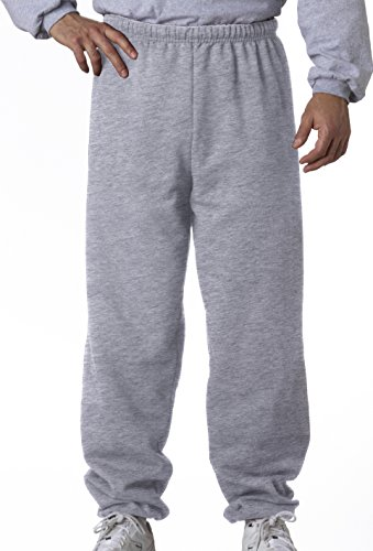 Jerzees - Pantaloni - relaxed - Uomo Athletic Heather