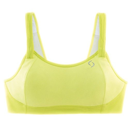 Moving Comfort Brooks Fiona Sport-BH, kabellos, maximale Kontrolle, 30B, Sellerie (Moving A Comfort B)