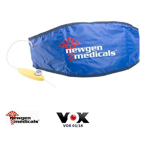 newgen medicals Saunagürtel: Sauna-Gürtel S3000 (Bauchgürtel) -