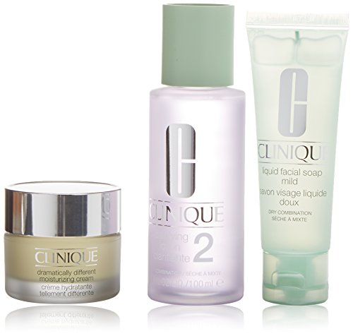 clinique-3-step-creates-great-skin-crema-idratante-sapone-liquido-lozione-set-da-3-1-x-50ml-1-x-100m